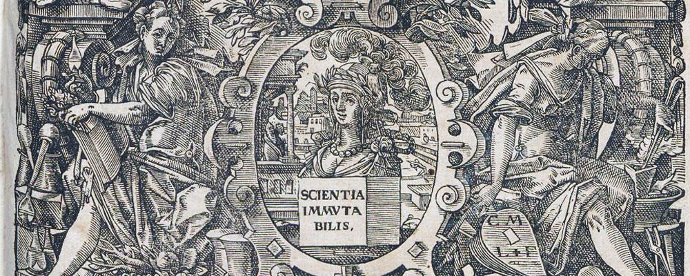 «Sobre los secretos de la creación». Paracelso