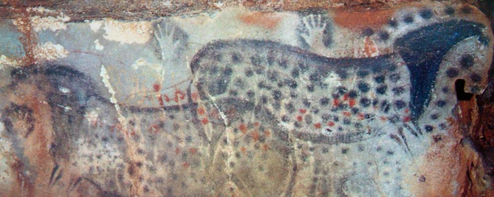 El origen del arte según Cattiaux