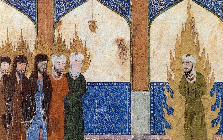 Poesía mística de Mansûr al-Hallaj