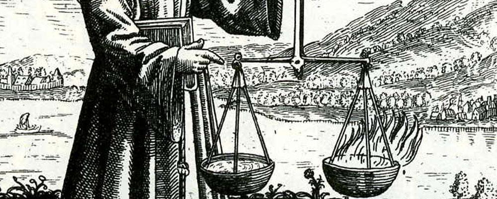 «Symbola aureae mensae…» de Michael Maier