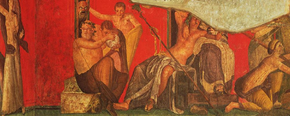 Los misterios de Dioniso