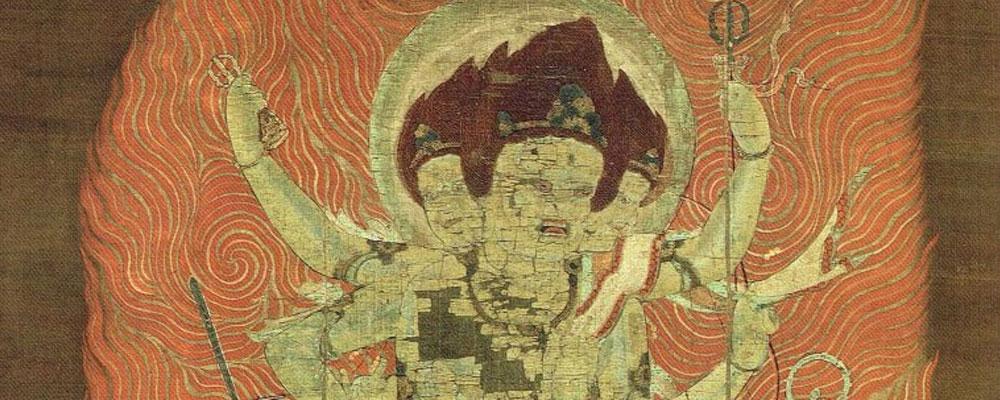 Escuela Vajrayana o budismo tántrico