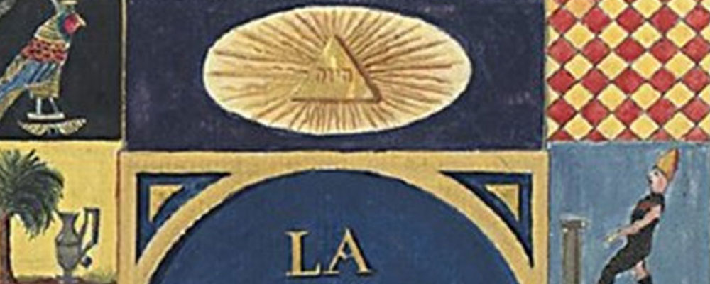 Imágenes de un viaje secreto. «La Très Sainte Trinosophie»