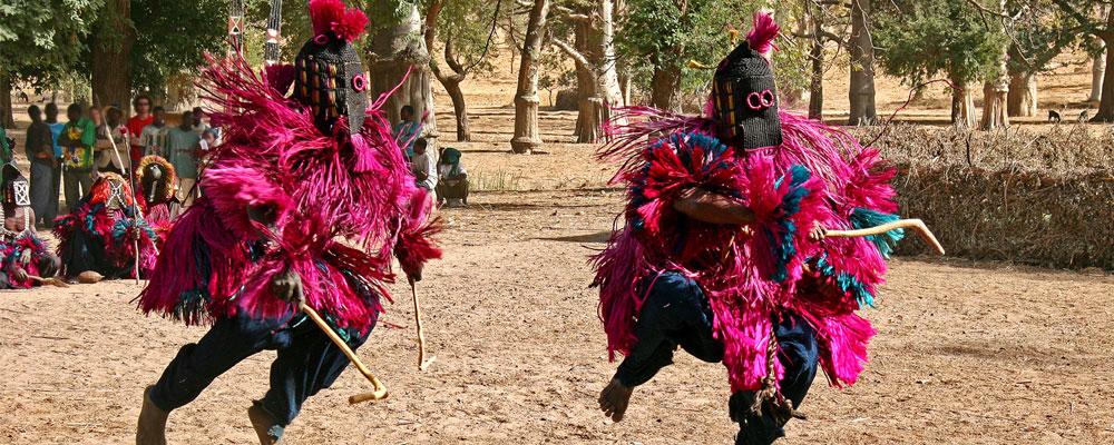Ritual y arte en África