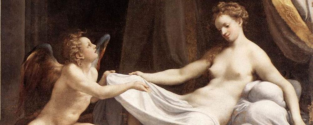 Los amores de los dioses. Mitología y alquimia