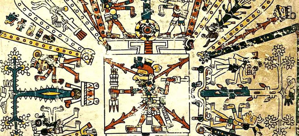 Arte pre-colombino: Los ciclos y el sacrificio