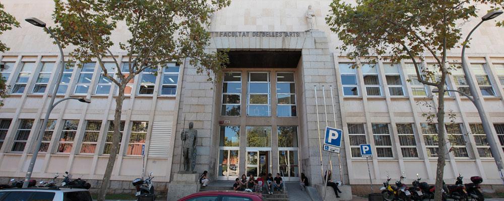 Facultad de Bellas Artes. Barcelona