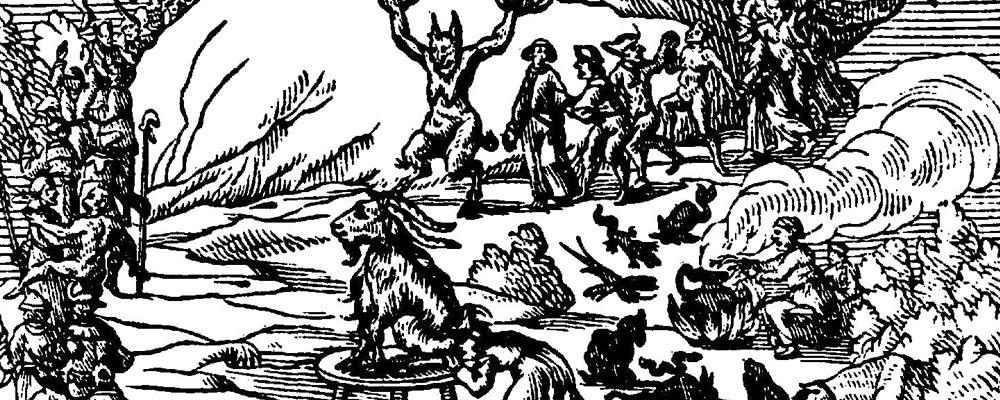 Nota acerca del sabat de los brujos