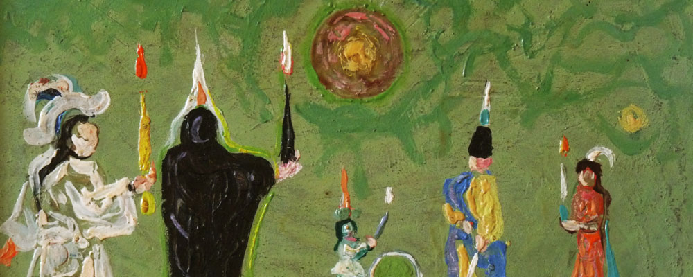 """Arte y vida espiritual en """"El Mensaje Reencontrado"""""""