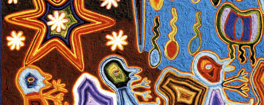 Invocación huichol a nuestra Madre la Lluvia