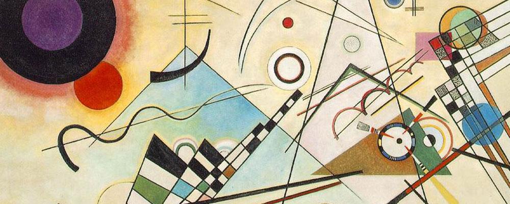 El significado intrínseco del origen según Kandinsky