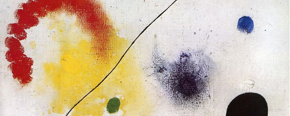 Pureza y libertad en la pintura de Joan Miró