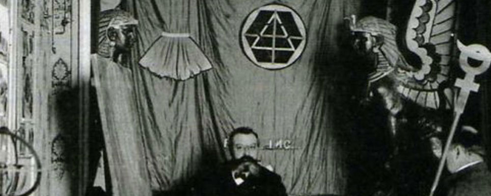 Manual ocultismo satanico