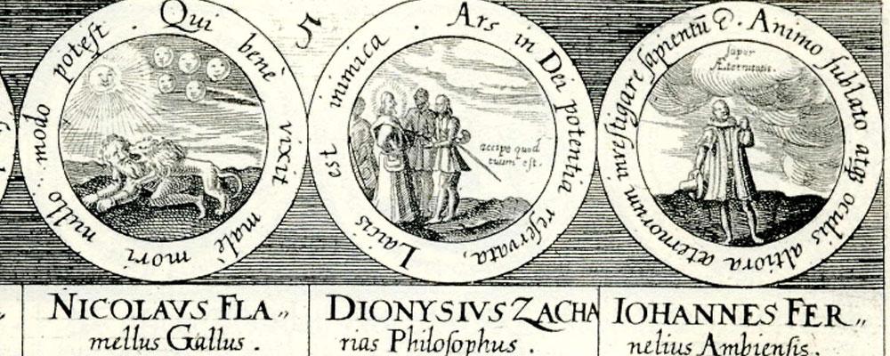 Los sellos de los filósofos 5