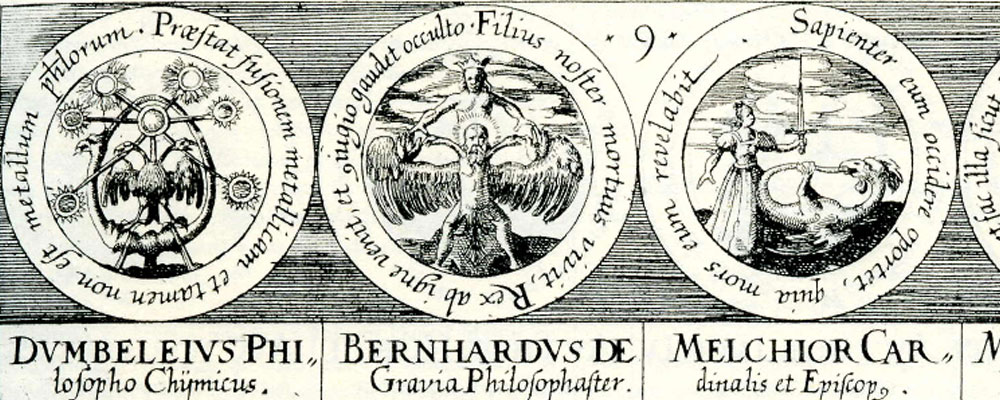 Los sellos de los filósofos 9