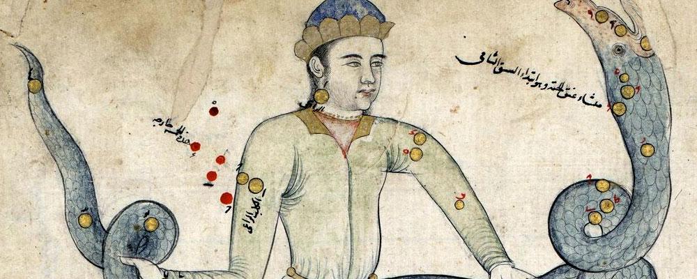 Astrología islámica en Abd al-Rahman ibn' Umar al-Sufi