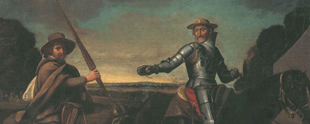 Entre aventuras y encantamientos. Música para Don Quijote.