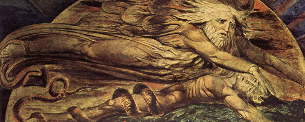 """Lo Divino humano"", según William Blake"