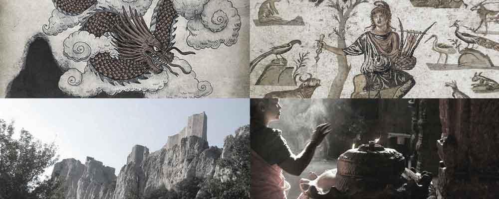 """""""EL PENSAMIENTO SIMBÓLICO (Oriente y Occidente). Aportación a la historia de las artes y religiones"""""""