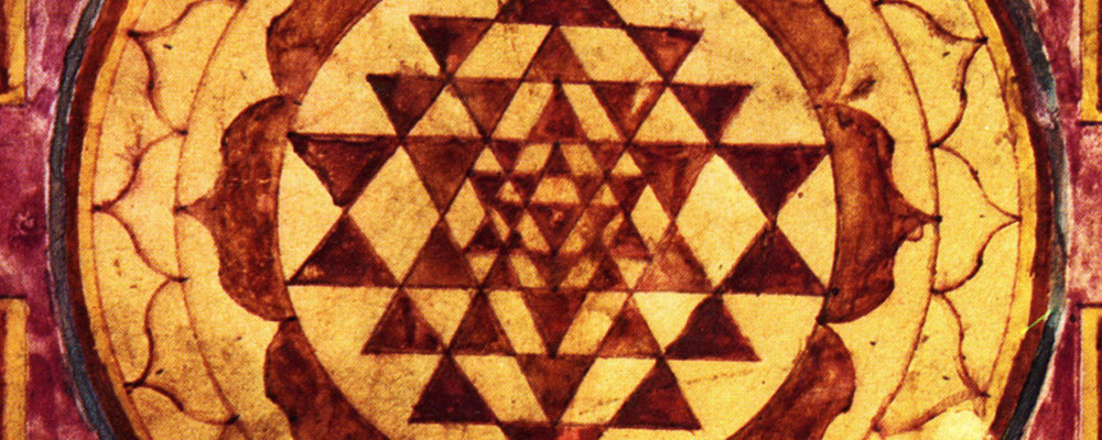 La vida del mandala Sri Yantra