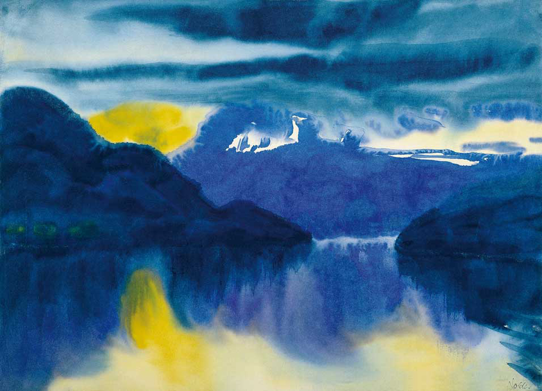 emil-nolde-lake-lucerne-c-1930-watercolour-on-japanese-vellum-34o-x-470-mm1
