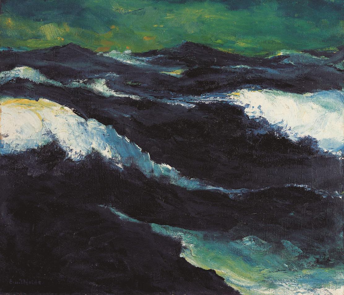 nolde_das_meer_iii_1913