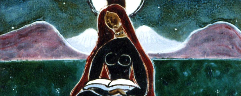 La virgen negra de L. Cattiaux