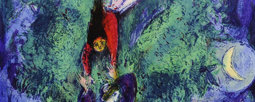 Marc Chagall y el Árbol de la vida