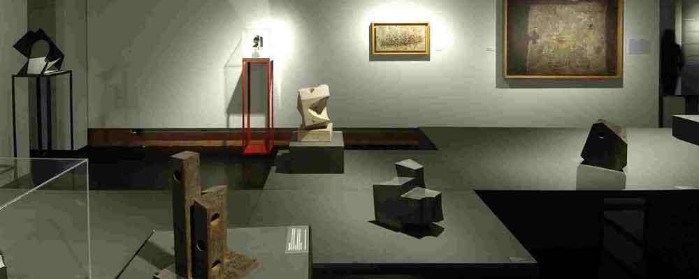 Jorge Oteiza:  crómlechs y cajas metafísicas