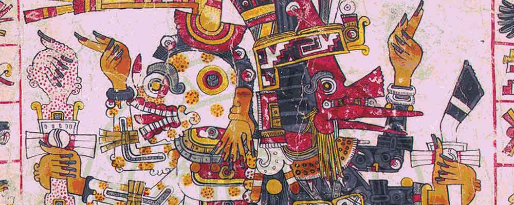 Tejiendo el cosmos: las civilizaciones precolombinas
