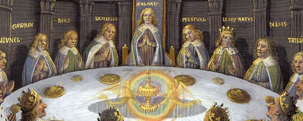 La luz del Grial: el pensamiento simbólico a finales del s. XII