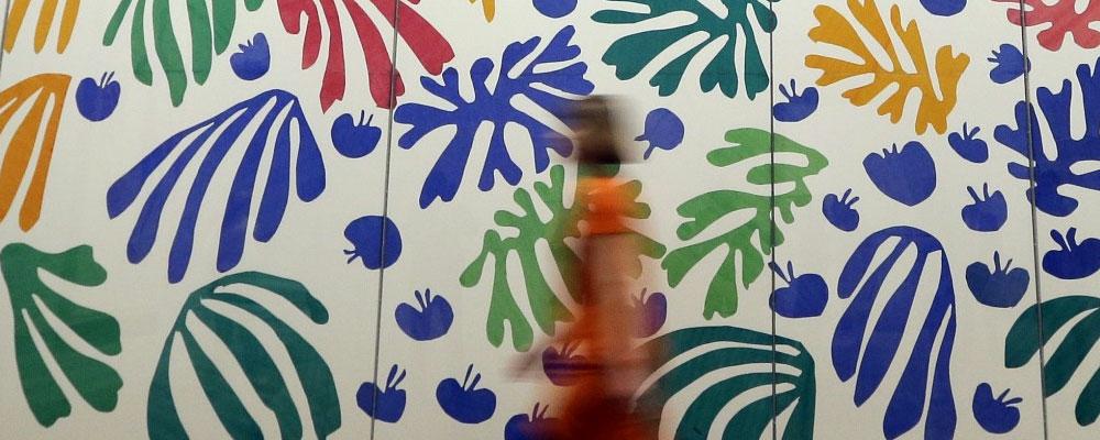 Pureza y gozo. Los recortes de Matisse en el MoMA