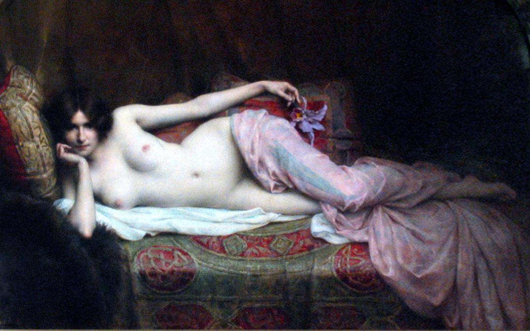 Adrien-Henri-Tanoux.Baudelaire