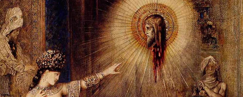 San Juan y Salomé, una gran paradoja
