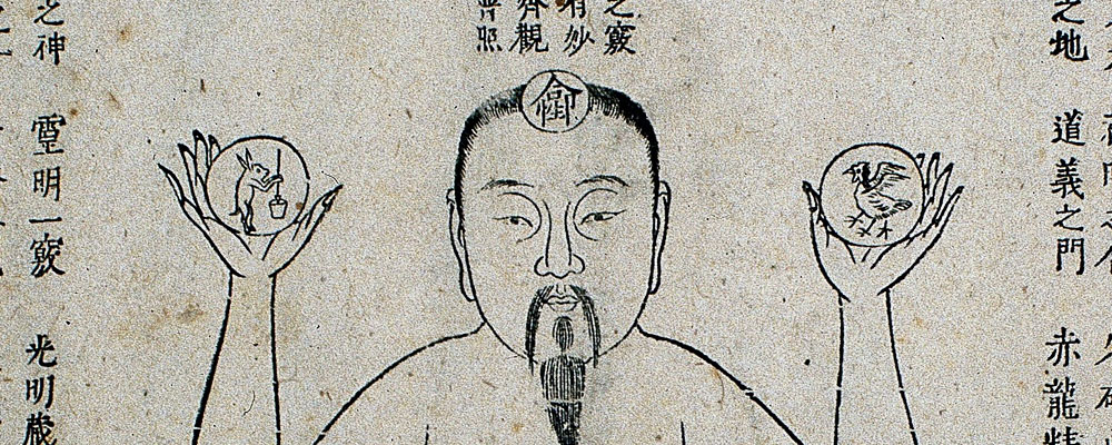 La circulación y la fijación de la luz o la alquimia taoísta