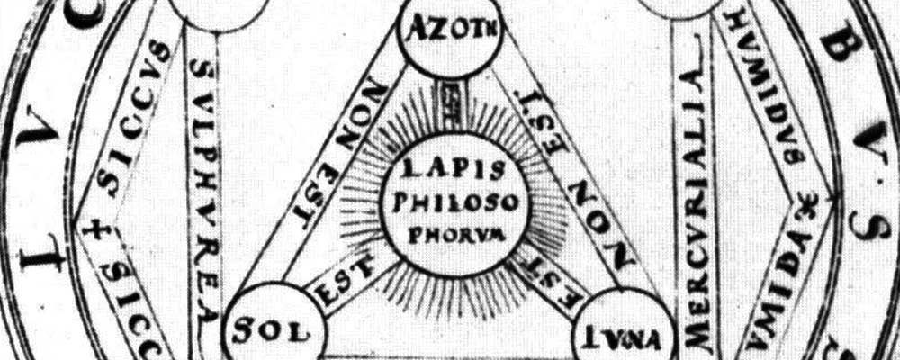 """Los esquemas alquímicos de la """"Sylva Philosophorum"""" (2 de 2)"""