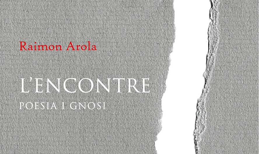 """L'Encontre. Poesia i gnosis"""