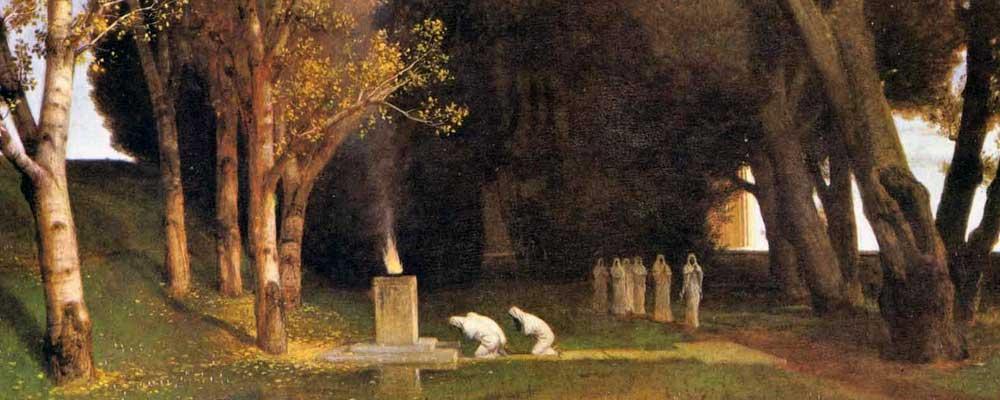 Raimon Panikkar y el hermetismo
