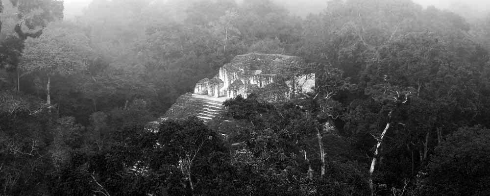 El origen del mundo según los mayas