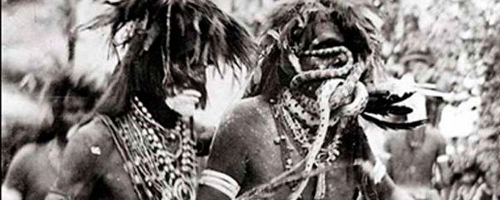 El ritual de la serpiente y los hacedores de lluvia