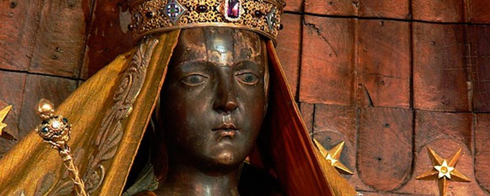 La Virgen negra a la luz de la alquimia y el arte contemporáneo