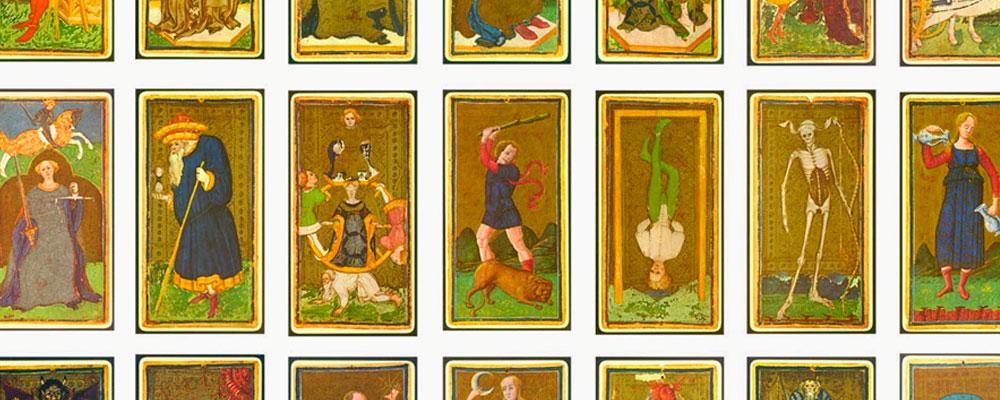 Jeroglíficos en los tarots renacentistas