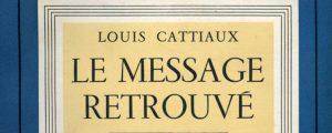 Presentaciones de 'El Mensaje Reencontrado'