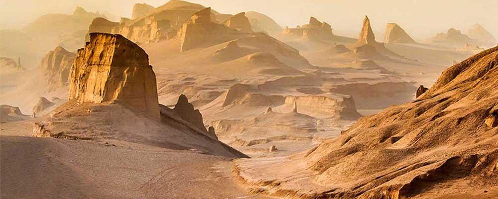 La llamada en el desierto